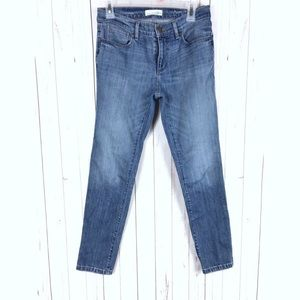 Loft Relaxed Skinny Jeans Size 26